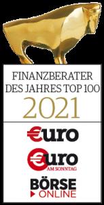 Finanzberater des Jahres Top 100